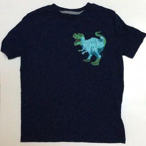Old Navy Slub Knit Dinosaur 🦖 Tee